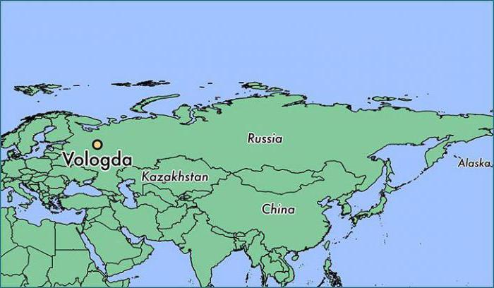 Russia Vologda