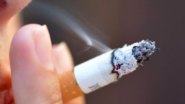 Ban on smoking in public places