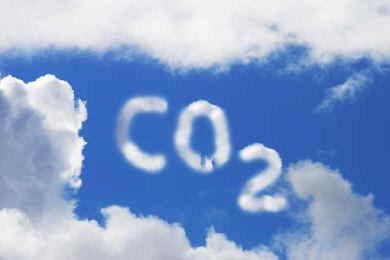 Формула вещества углекислого газа