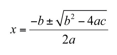 find the two roots of the equation