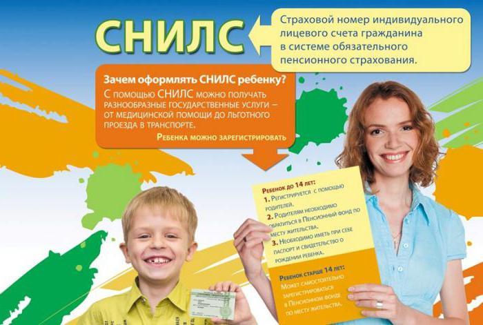 Как получить СНИЛС на ребенка - документы для оформления