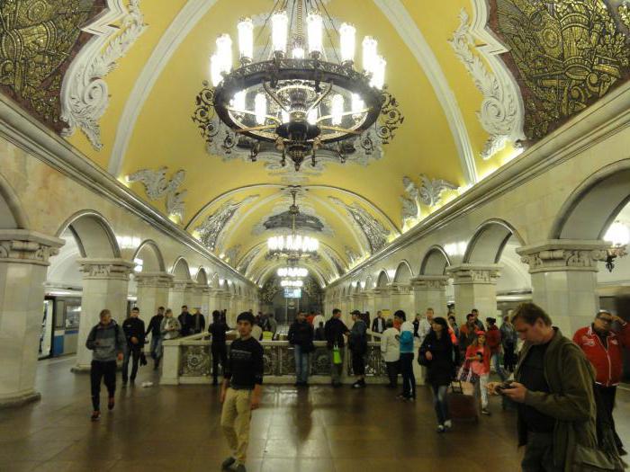 October metro station