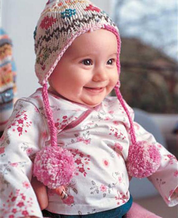 crochet knit kerchief