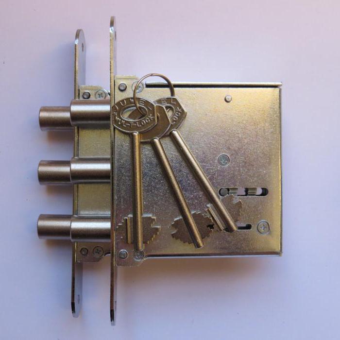 lock bolt