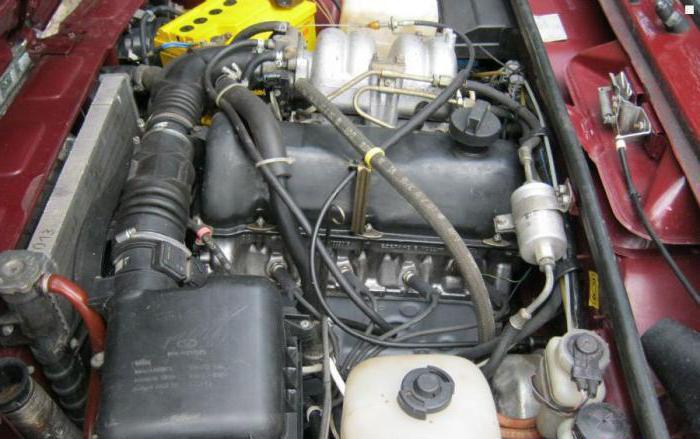 ВАЗ 21074 - технические характеристики двигателя
