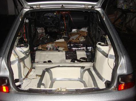 Tuning engine VAZ 2112 do it yourself