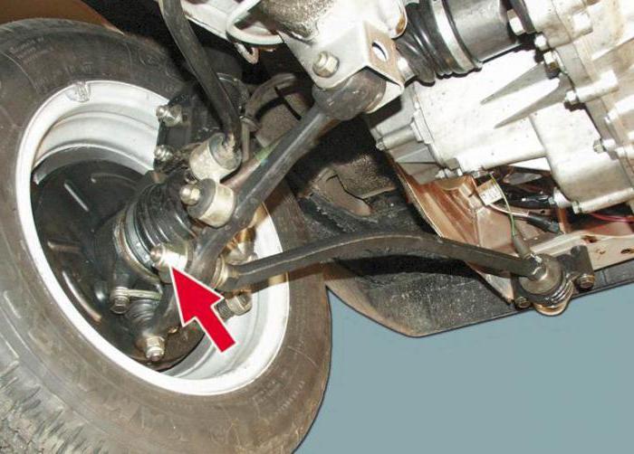 repair of the VAZ 2109