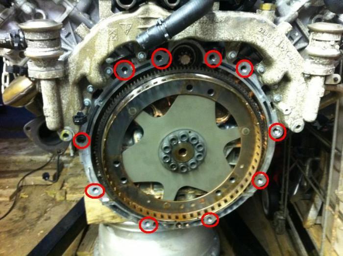 bolt tightening torque