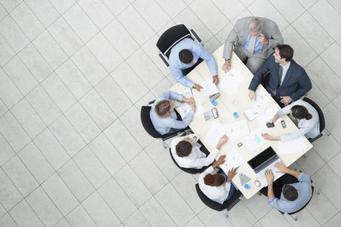 пример протокола совещания