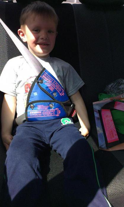 child restraint FEST traffic police