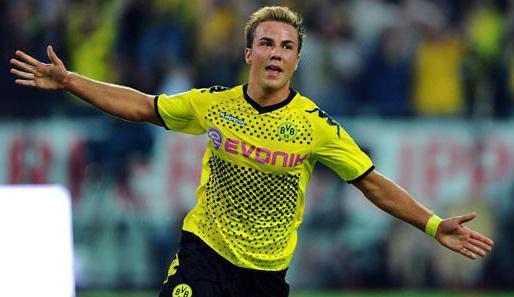 Золотой мальчик немецкого футбола