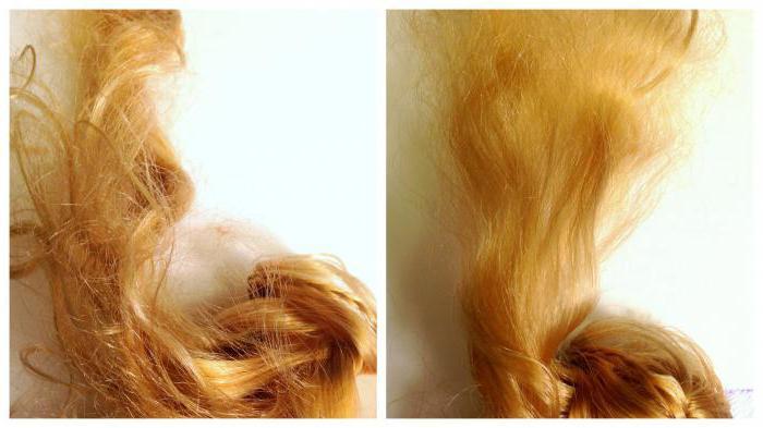 как выпрямить запутанные кукольные волосы