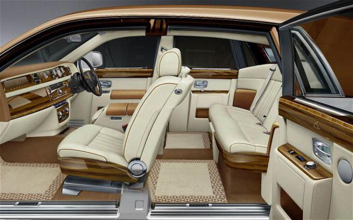 стоимость Rolls Royce Phantom