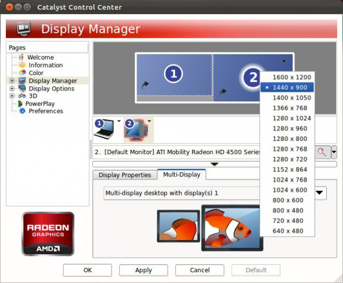 how to change the screen resolution on windows 7
