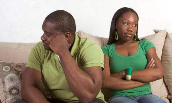 как жить вместе с бывшем мужем