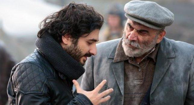 """Sarik Andreasyan film """"Earthquake"""""""