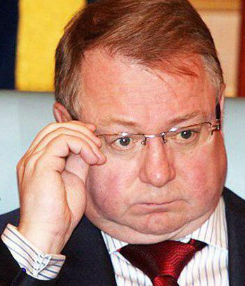 where is Sergey Stepashin now?