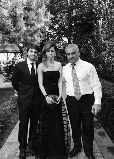 самвел карапетян и его дочери фото
