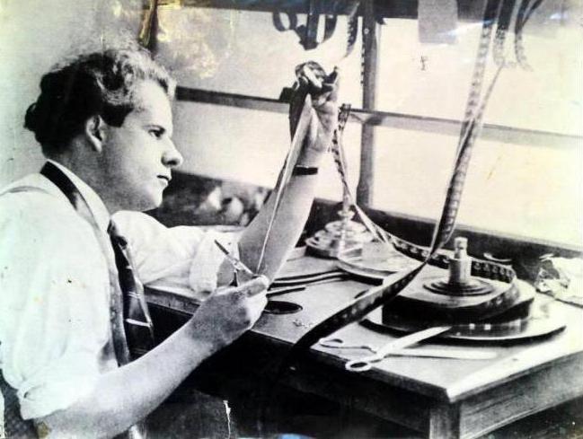Eisenstein Sergey Mikhailovich
