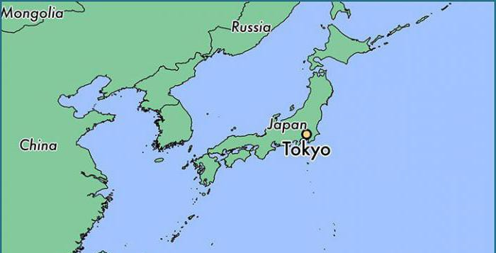 on which continent is Japan