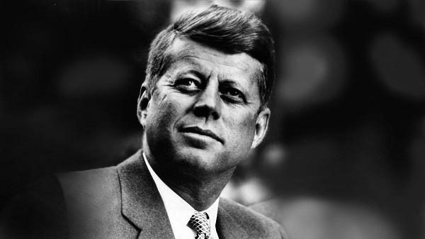 a biography of john f kennedy 35th president of the united states of america