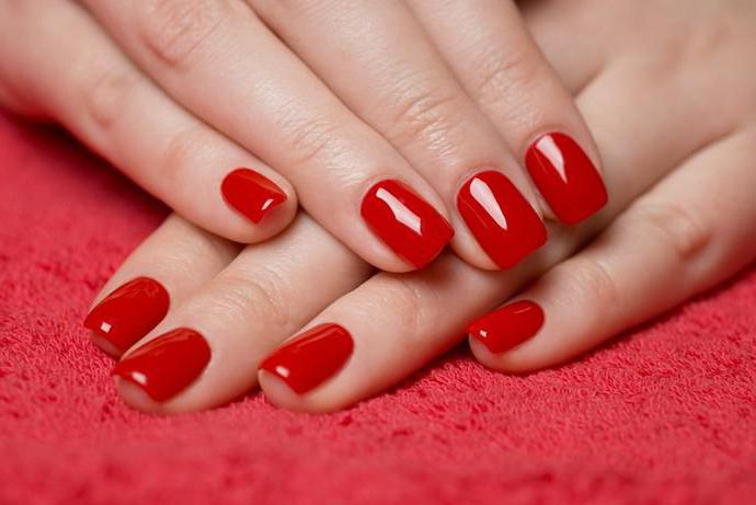 gel polish how to apply at home