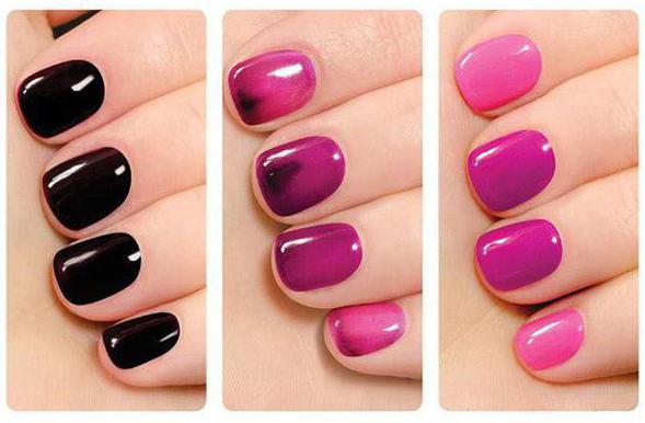 How long does the gel nail polish?