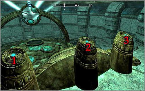 how in the game skyrim focus the oculatorium