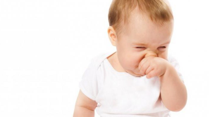 Как высморкать ребенка 11 месяцев