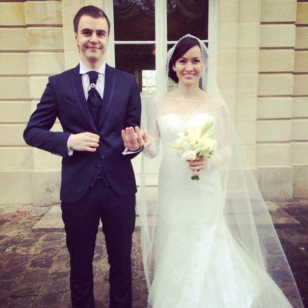 абрамов иван с женой фото