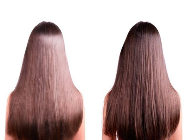 как использовать жидкое кокосовое масло для волос