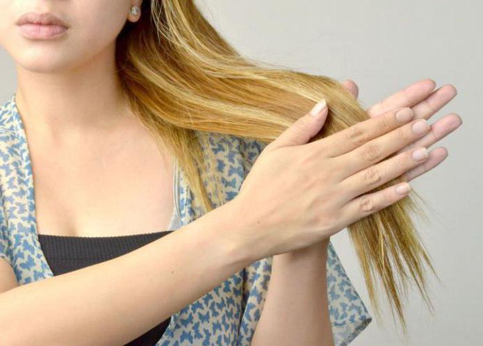 Для роста волос и облысения