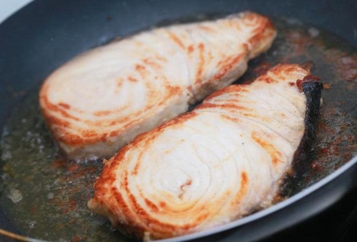 how to cook shark steak at home