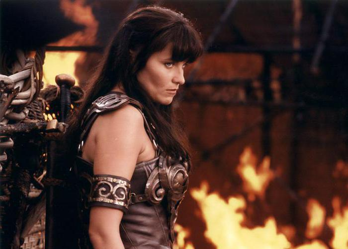 Zena Warrior Princess Actors