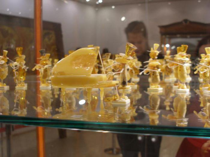 Amber Museum Kaliningrad ticket price