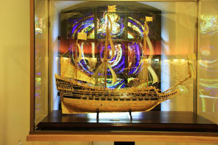 amber museum in kaliningrad reviews