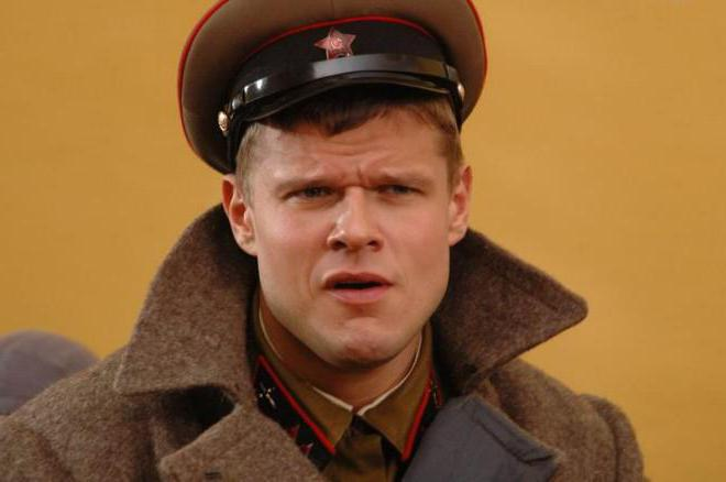 Actor Yaglych Filmography