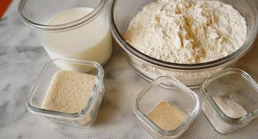 рецепт рогаликов на кефире