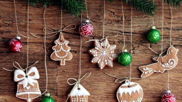 Новогодние игрушки и подарки своими руками не сложные но красивые