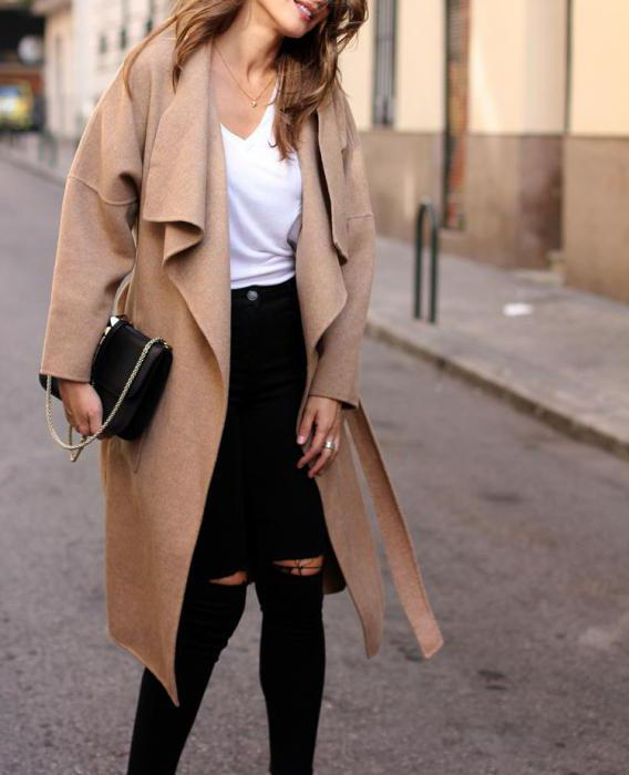 what to wear with overlays coat