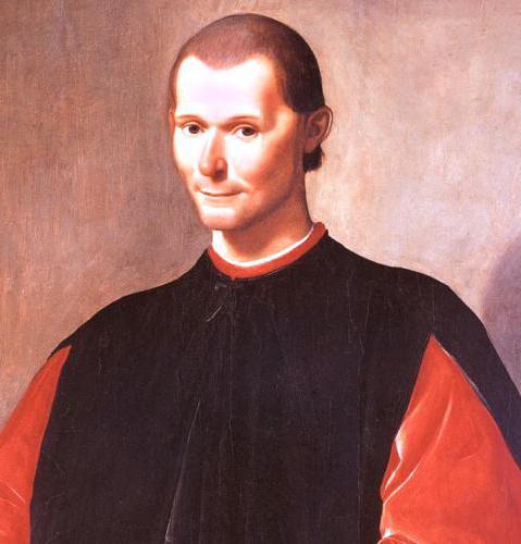 a biography of niccolo machiavelli the italian philosopher