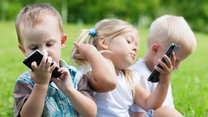 смартфон для детей