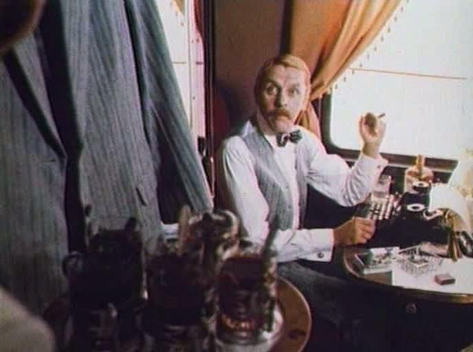 Сериал Чёрный треугольник (1981) - актеры и роли ...