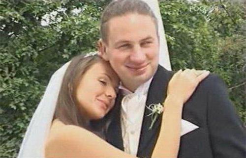 Gennady Bachinsky wife