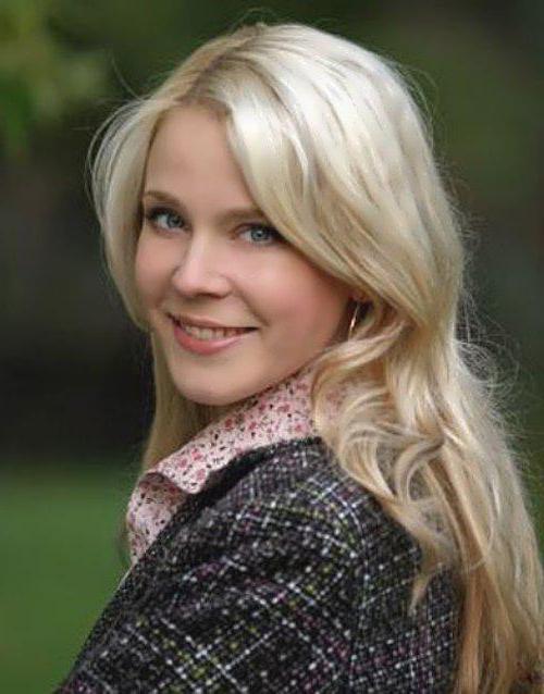 Maria Kulikova filmography