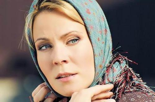 filmography of Maria Kulikova starring