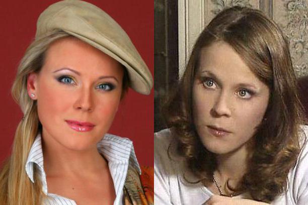 filmography of actress maria kulikova