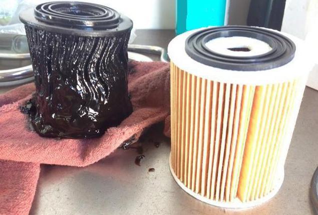 Если долго не менять масло в двигателе