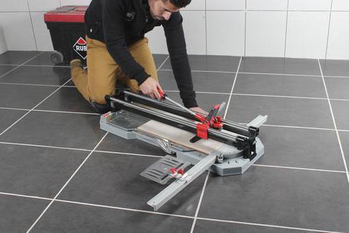 как резать керамогранитную плитку дома