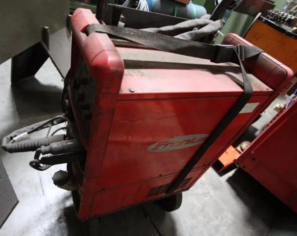 plasma welding machine gorynych